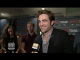 Rob talks about the possibility of playing Charles Manson at
