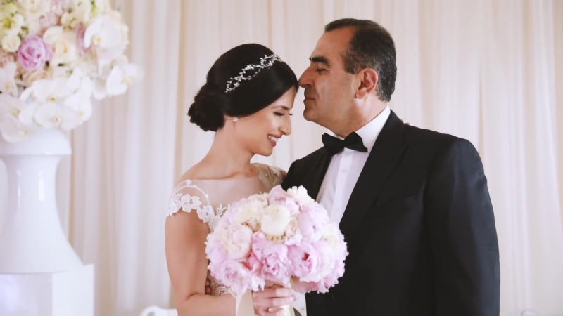 Armen Aloyan - Im Anush Aghjik father daughter song