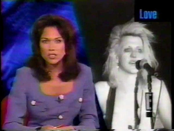 Courtney Love Gets off the Hook for Drug Arrest (4/14/94)