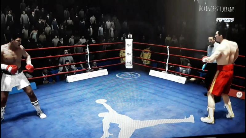 Muhammad Ali vs Klitschko vs Foreman