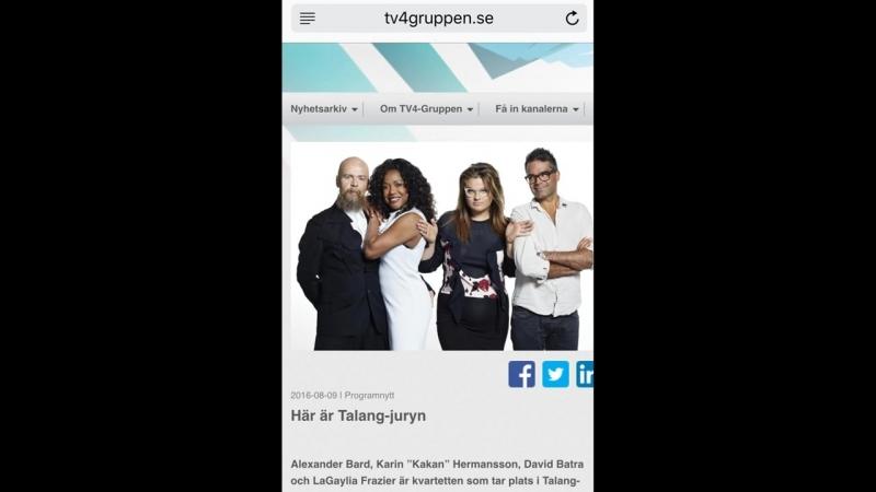 Jenny ringer till TV4 och ställer frågor om Kakans lämplighet.