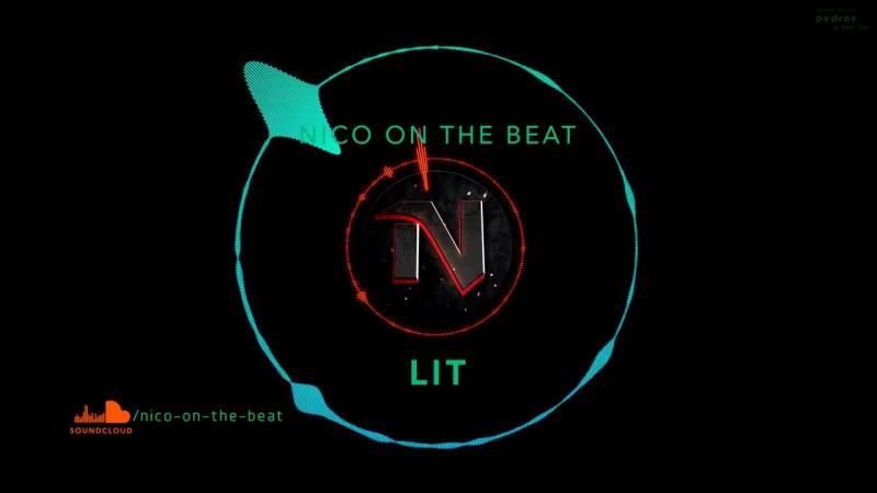 Fast Aggressive Dark Trap Beat Hip Hop Rap Instrumental - Lit (Prod. by Nico on