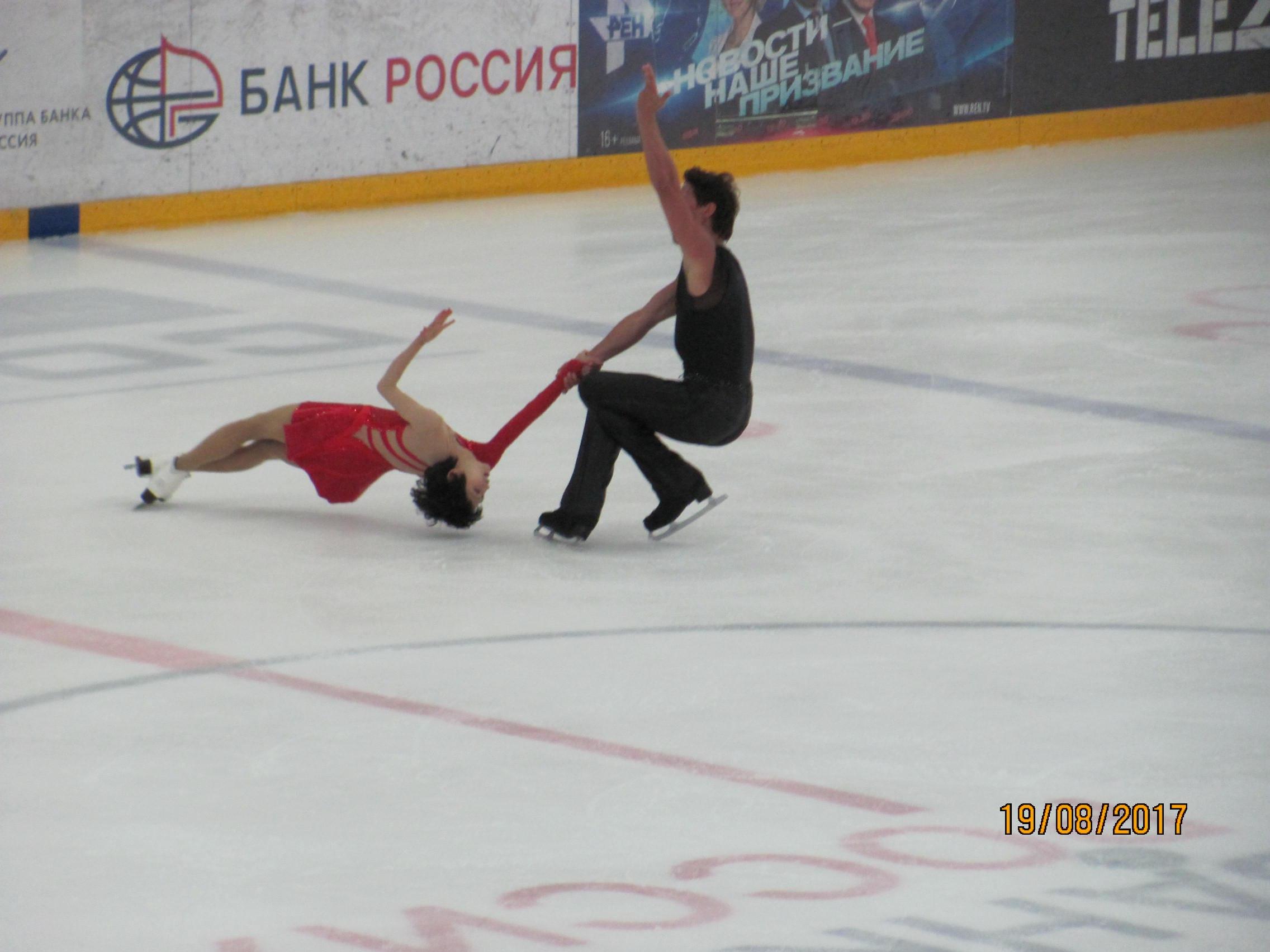 Школа Москвиной, парное катание (Санкт-Петербург, Россия) - Страница 10 CUwAms8INaM