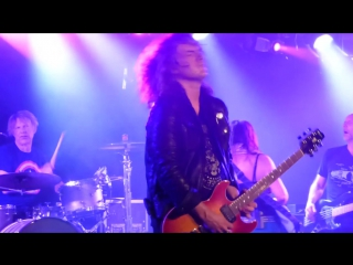 Lee aaron - mistreated (live) @ colos-saal aschaffenburg 12.07.17