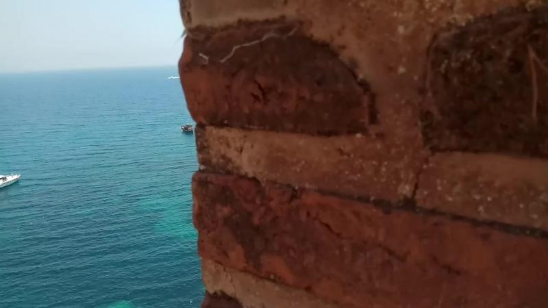 Вид из Красной Башни в Алании