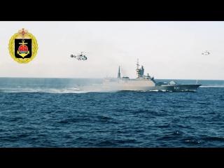 Дальний поход корветов «Бойкий», «Сообразительный» и танкера «Кола» Балтийского флота