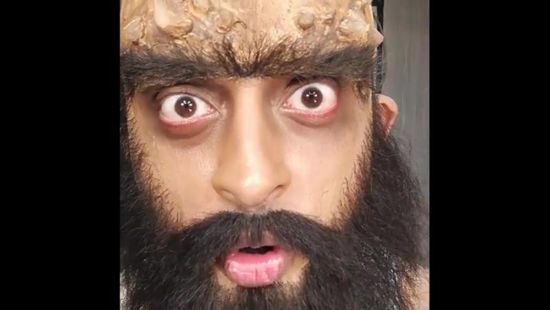 Abhaas Mehta instagram
