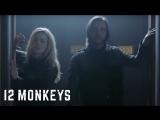 12 обезьян  12 Monkeys.4 сезон.Тизер-трейлер (2018) 1080p