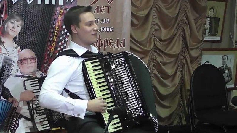 Михаил Шостак Ностальгия аккордеон Mikhail Shostak Nostalgia