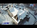 Возвращение дворянского гнезда: замок в Подмосковье подняли из руин!