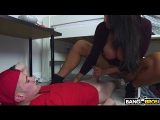 Taking Control Of This Crazy Situation Ava Koxxx MomIsHorny Nov 25, 2017 - BangBros blowjob, brunette, hardcore, milf, big tits