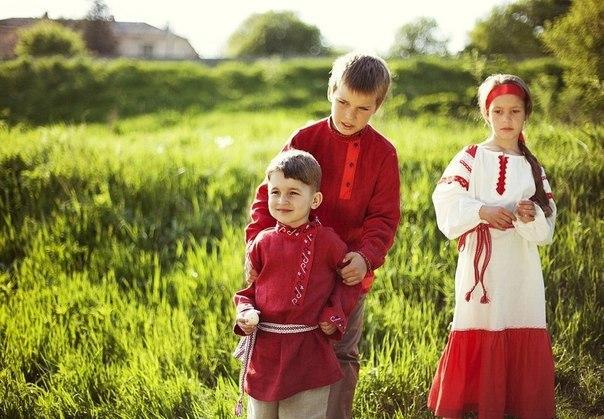 Славянские Дети