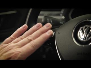 Volkswagen Driving Experience 2017 в Казани