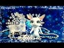 Очень прикольное поздравление с Новым годом шуточное видео новогодние пожелания