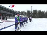 Открытие Всероссийских соревнований по хоккею с мячом среди команд высшей лиги сезона  2017-2018 г.