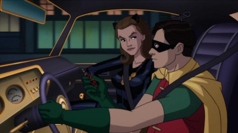 Забавный момент из Бэтмен_Возвращение_рыцарей_в_масках