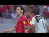 Евро-2004. Португалия 2-1 Нидерланды. Обзор матча.