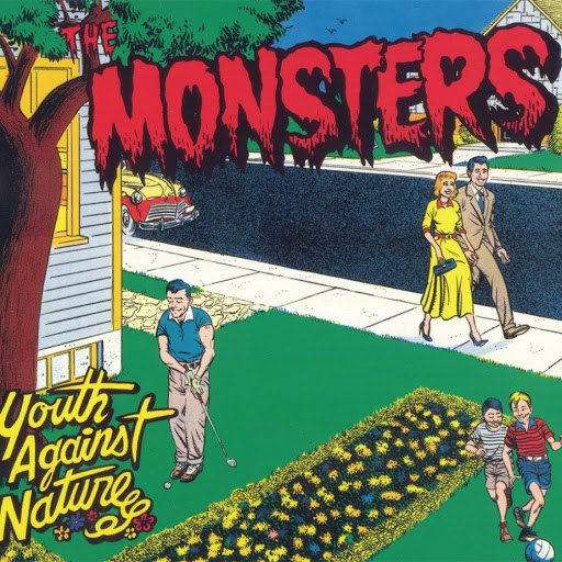 The Monsters альбом Youth Against Nature