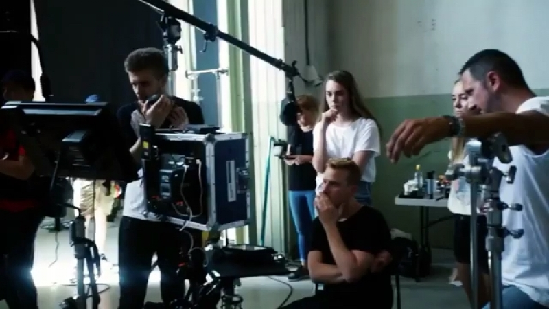 Marcus and Martinus behind the scenes Dance With You