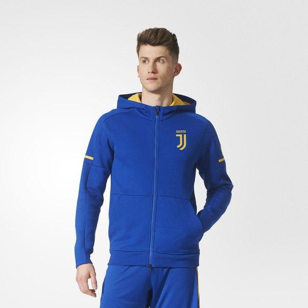 Худи Ювентус adidas Z.N.E. Anthem