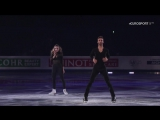 Gabriella Papadakis - Guillaume Cizeron  2017  Grand Prix Final EX
