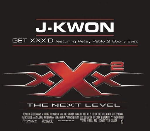 J-Kwon альбом Get XXX'd