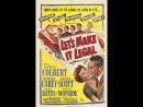 Let's Make It Legal (1951) Claudette Colbert, Macdonald Carey, Zachary Scott, Marilyn Monroe
