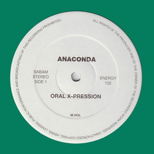 Anaconda альбом Oral X-Pression