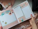 Альбом для маленькой принцессы с зайками