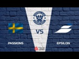 passions vs Epsilon, map 3 train, FCDB Cup 2017 Closed Qualifier