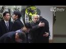 [TD영상] 트랙스 김정모(Trax Kim Jung Mo), 故 샤이니 종현(SHINee Jong hyun) 빈소 앞에서 오열