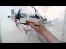 speed painting - birthday (world's end girlfriend)