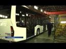 «НефАЗ» готовит к серийному производству новую модель автобуса