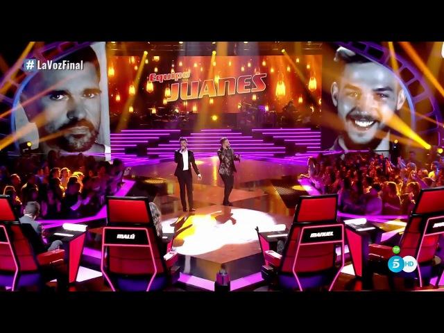 Equipo Juanes: Es por ti – Gran Final - La Voz 2017