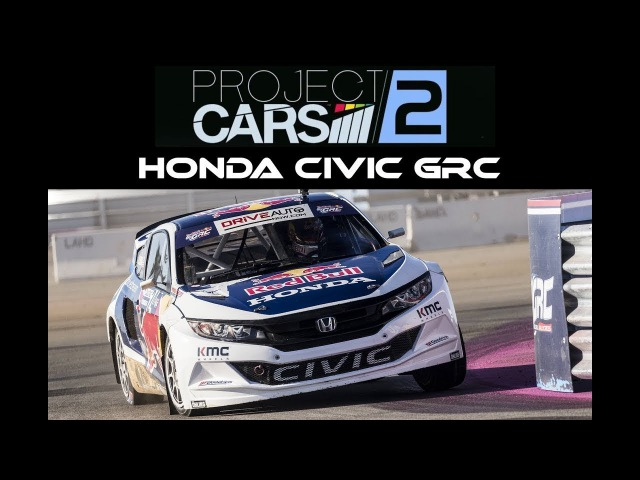 Honda Civic GRC [Project Cars 2]