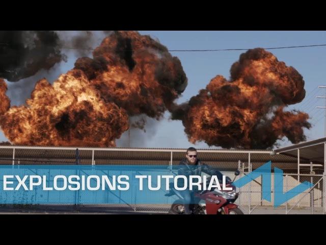 CGI 3D VFX Tutorials: