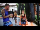 Nieky Holzken Family Training