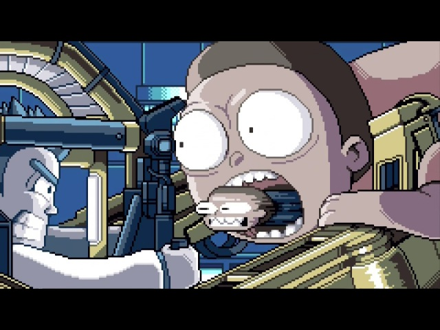 Rick Morty - Paul Robertson Promo (Interdimensional Cable)