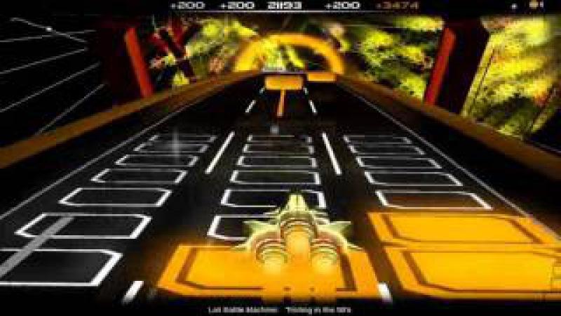 Audiosurf : Loli Battle Machine - Trolling in the 90's