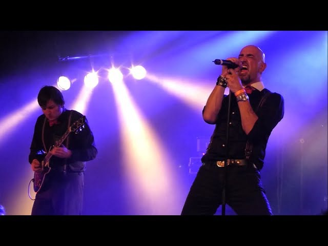 Wesselsky - Wir Sterben Jung (live @ Out Of Line Weekender 2014)