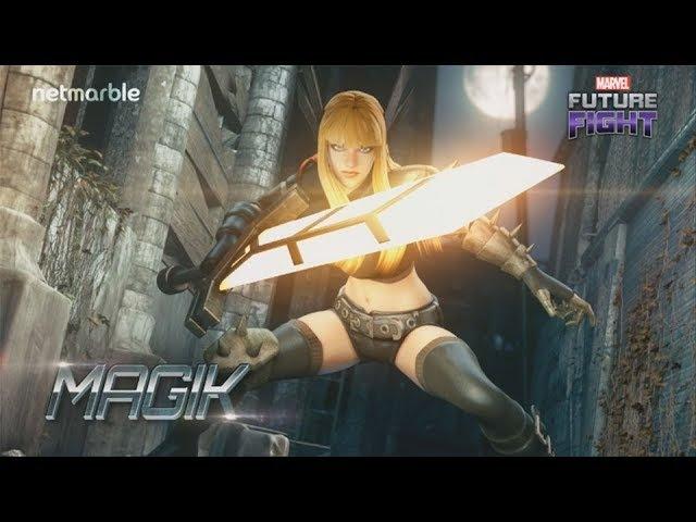 [MARVEL Future Fight] Special Mutant Update!