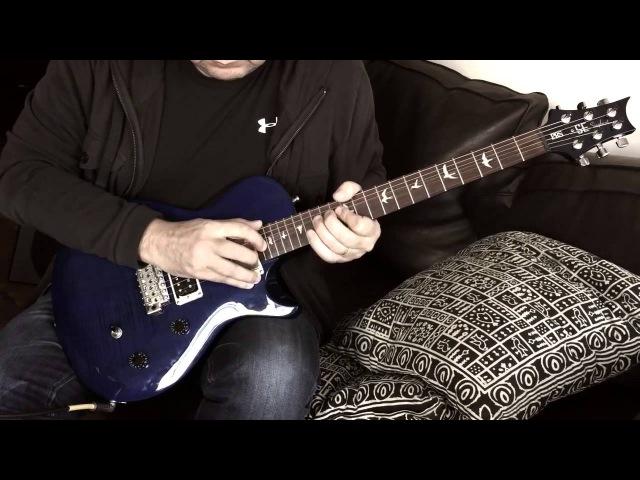 Test: PRS 7 Treble Modern Eagle Bass pickups