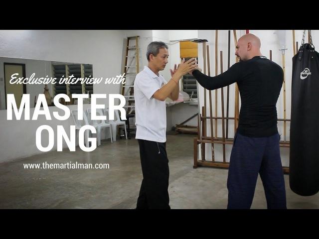 Southern Shao Lin Kung Fu - Master Ong Ming Thong Grandmaster Koay Ah Kean 郭亚建 - The Martial Man