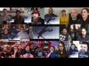 Marvel Studios Avengers Infinity War Official Trailer REACTIONS MASHUP
