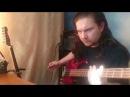 Metallica-call of ktulu GUITAR COVER