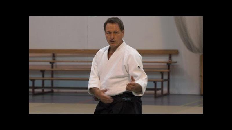 Aikido: Christian Tissier - Belgium 2013