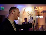 Sam Smith surprises brides at their wedding! (At The BBC)
