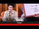 Thomas Bocchimpani, Amici, canzoni, album: il cantante risponde alle domande di Google