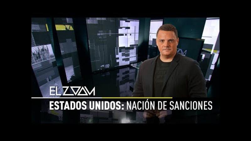 ESTADOS UNIDOS NACIÓN DE SANCIONES - El Zoom de RT charla al final