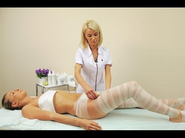 Уход за телом ARAVIA Organic. Антицеллюлитный массаж, обертывания для похудения, коррекция целлюлита